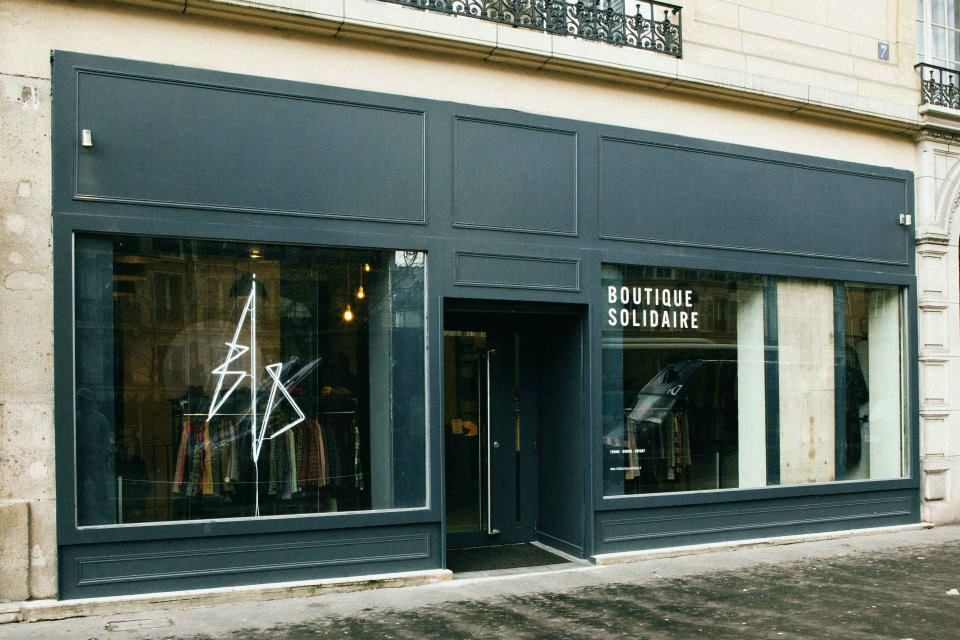 BIS Boutique Solidaire - Temple