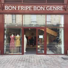 Bon Fripe Bon Genre