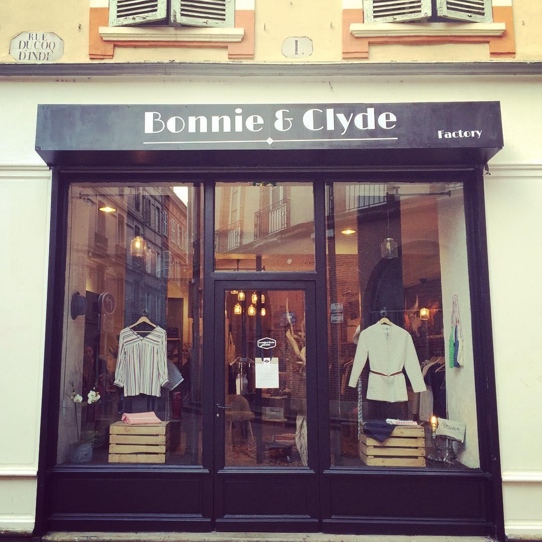 Bonnie & Clyde Factory